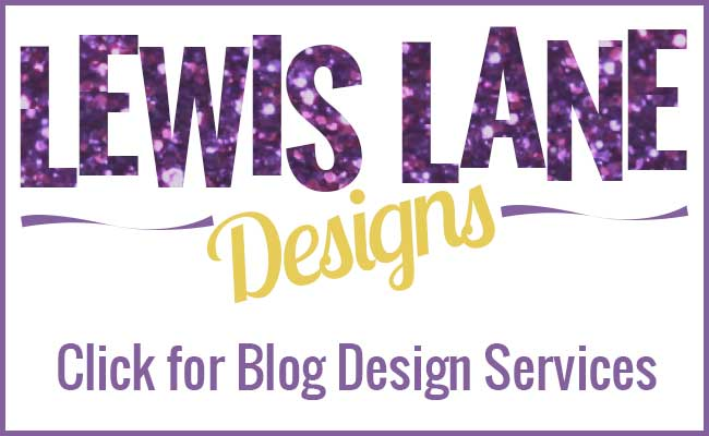 Blog Design Services Form by Lewis Lane